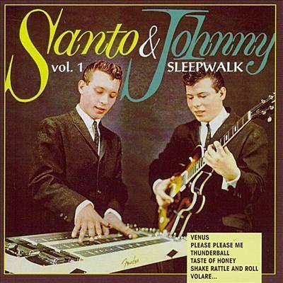 He utilizado Shazam para descubrir Sleepwalk de Santo & Johnny. http://shz.am/t2906219