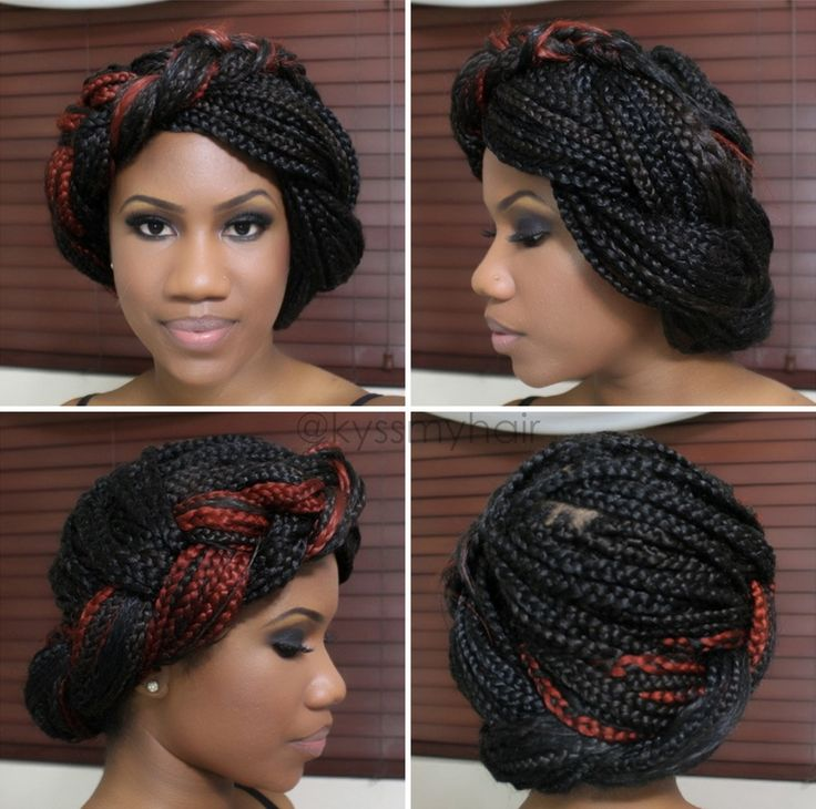 How-to-style-box-braids