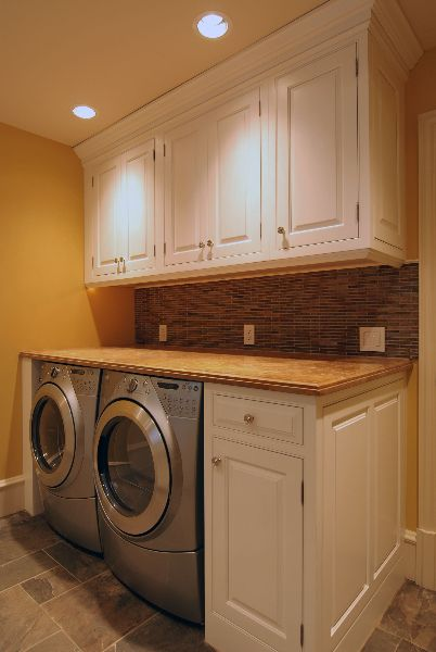 Brittney White Laundry Room