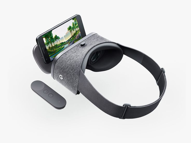 Powered by the Pixel, the first mobile headset of Google's new VR platform gives surprising comfort for very little cost.