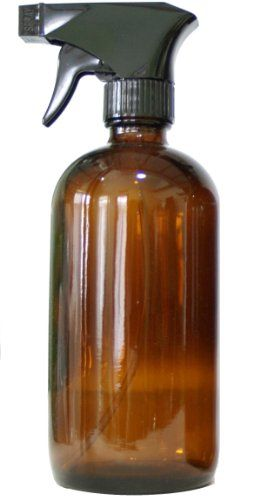 Empty Glass Spray Bottle - 16 Oz - Perfect for Essential Oils or Cleaning Products! Belief Products http://www.amazon.com/dp/B00JAL76WA/ref=cm_sw_r_pi_dp_8k1Mtb1HJ948NTXT