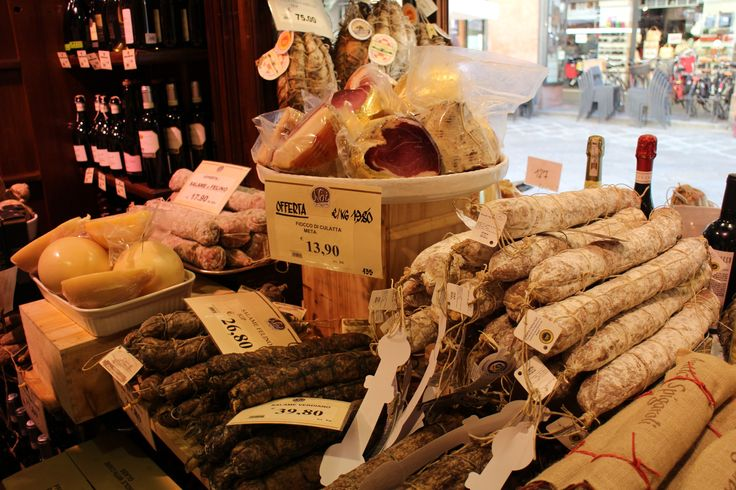 Food tours in Parma