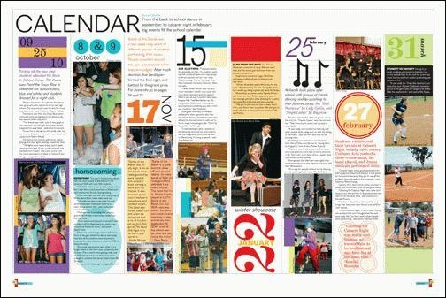 Beautiful Yearbook Design Ideas Contemporary - Interior Design ...
