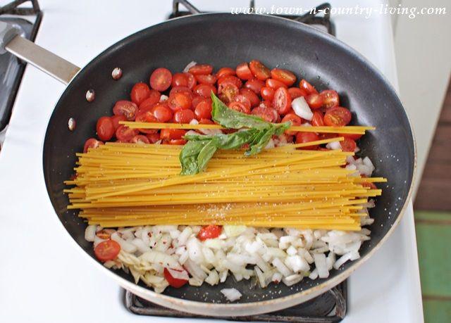 recipe: vegetarian linguine recipes [19]