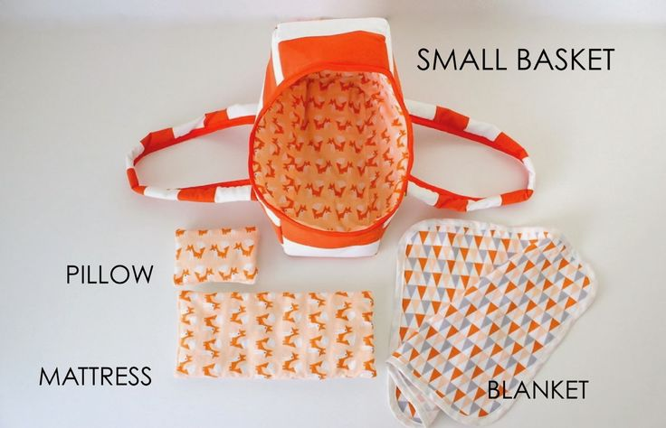 the Baby Doll Basket PATTERN is here! – MADE EVERYDAY