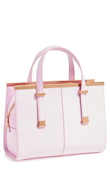 Blush bag by ted baker london #wishlist  http://rstyle.me/n/n89gin2bn @nordstrom