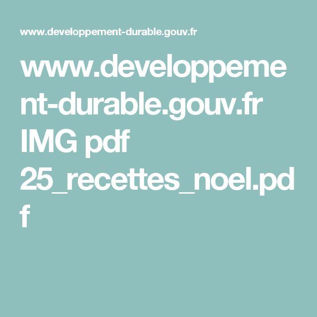 www.developpement-durable.gouv.fr IMG pdf 25_recettes_noel.pdf