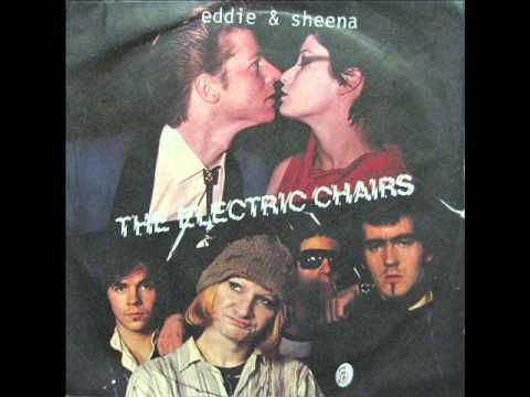 The Electric Chairs - Eddie & Sheena (single 1978)