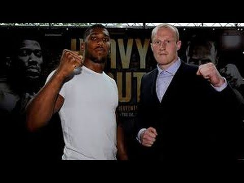 BaylorIC TV Boxing Channel :: Anthony Joshua vs Gary Cornish Big Fight Preview