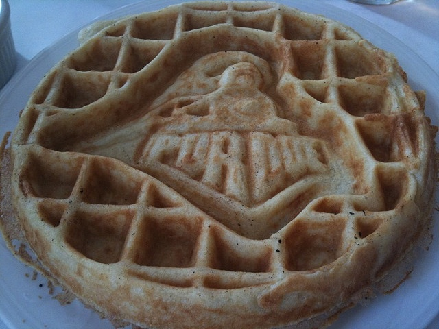 Image result for purdue dining court waffles