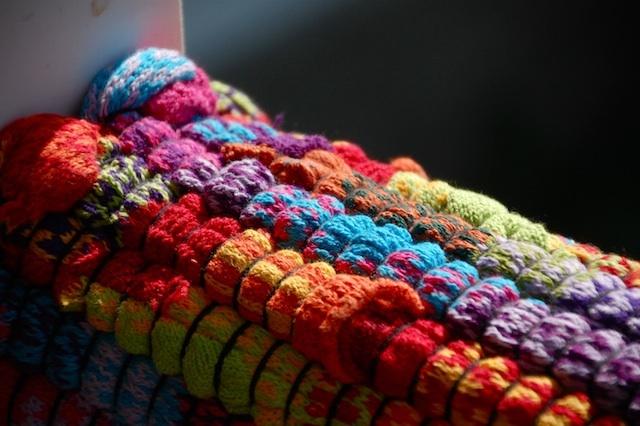 Chunky Solmate Sock Rug Crazy As A Loom Weaving Studio