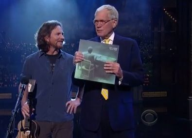 """If I had this guy's voice, you could all kiss my ass."" -- David Letterman, haha."