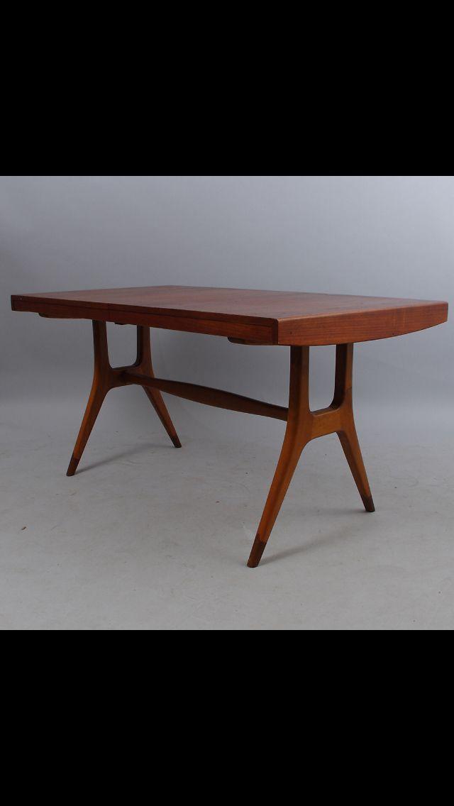 Matsalsbord David Rosén NK  Teak 145x80 Auktionet