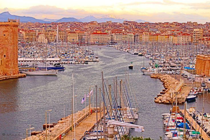 Una cartolina da Marsiglia...