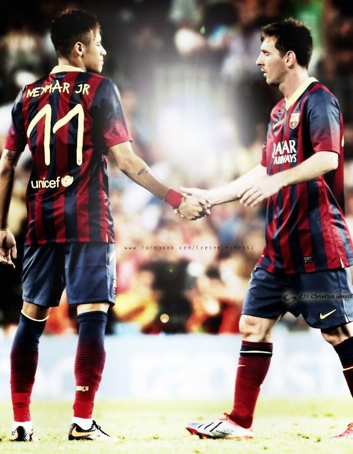 These guys are too cool>> Barca!