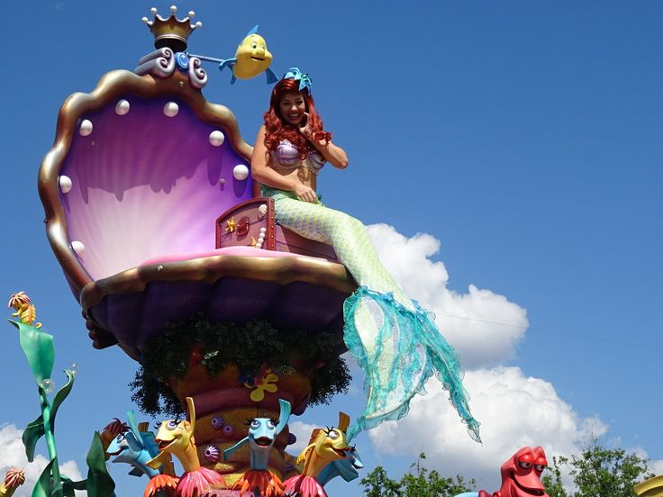 Walt Disney World Resort - Little Mermaid