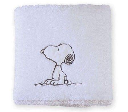 Κουβέρτα fleece Snoopy 110x150 εκ