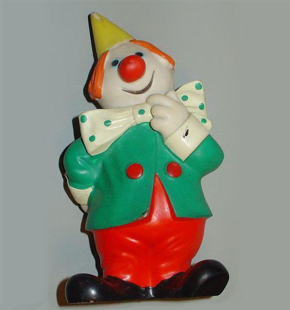 Kiri le Clown (jouet Delacoste)
