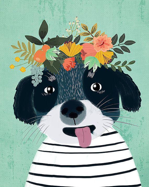Custom Pet Portrait. Custom pet illustration. by OhMammaMia