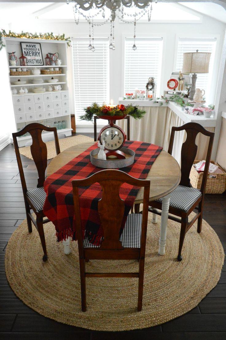 Pottery Barn Christmas Table Runner
