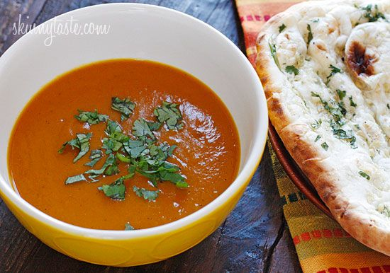 Roasted Red Kuri Coconut Curry Soup - If you love the flavors of ...