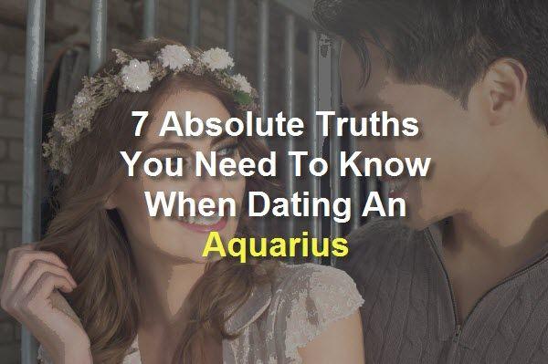 can aquarius dating