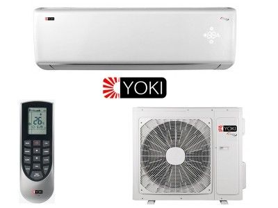 Poze Aparat de aer conditionat tip inverter Yoki - 9000 btu - KW09IG1