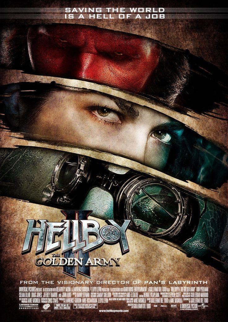 Hellboy: The Golden Army P1 by Alecx8 on DeviantArt