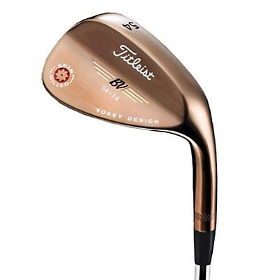 Titleist Vokey Spin Milled Oil Can '09 54 Sand Wedge Steel 54-11 Value