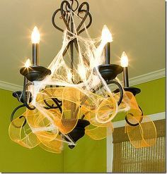 Spooky Halloween Decor