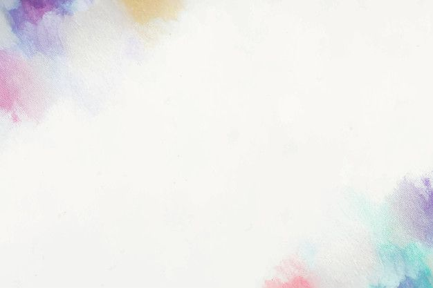 Download Paint Border For Free Watercolor Texture Colorful