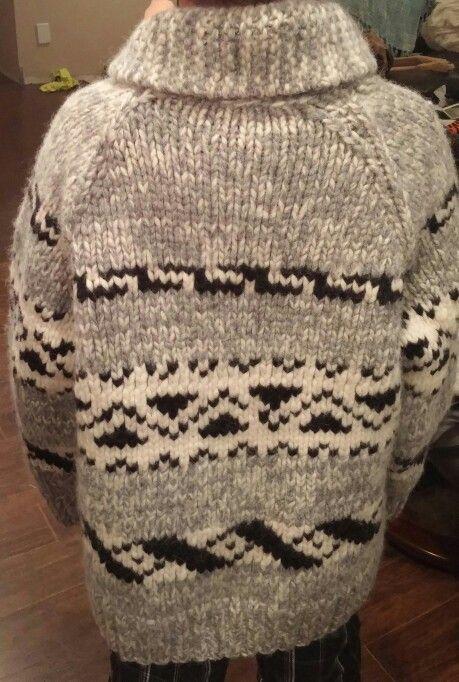 Siwash sweater