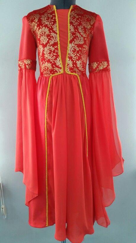 Платье кафтан. Цена $75