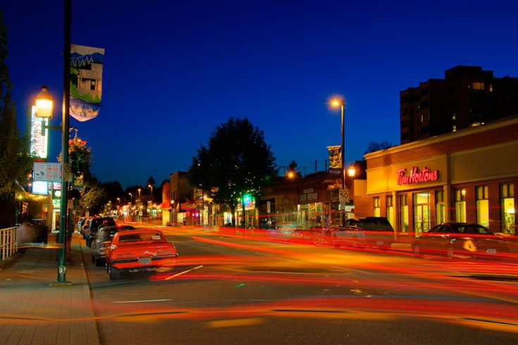 Main Street, Mission BC