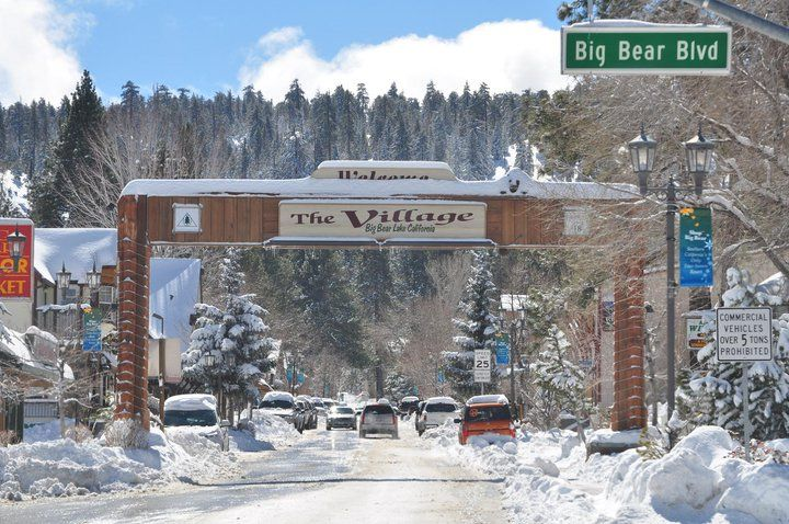 Big Bear Craft Cottage Activities. Explore the shops and restaurants in The Village of Big Bear