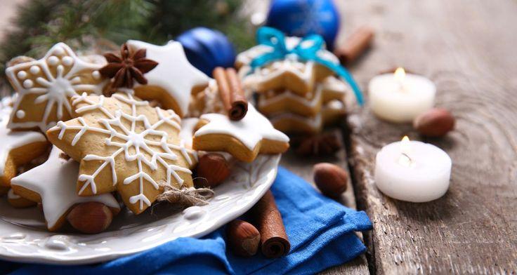Τα χριστουγεννιάτικα μπισκότα του Άκη Πετρετζίκη είναι άπαιχτα και μπορείς να τα κάνεις στο σπίτι
