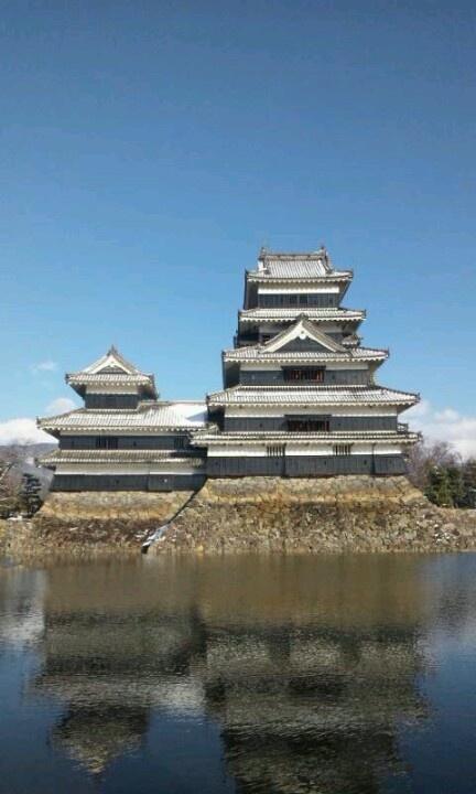Matumoto castle #japan #castle
