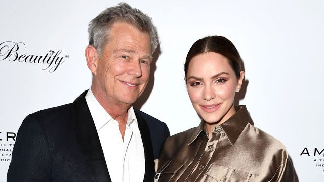Katharine Mcphee Makes Marriage To David Foster Official With Name Change On Instagram And Twitter Katharine Mcphee Celebrity Weddings The Fosters