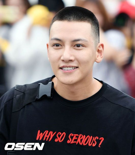 [News] Ji Chang Wook leaves for 2-year military enlistment | Ji Chang Wook's Kitchen