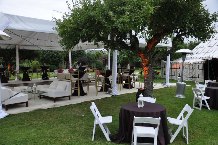 Marquee Garden Party. Visit www.gotchacovered.ie for more!