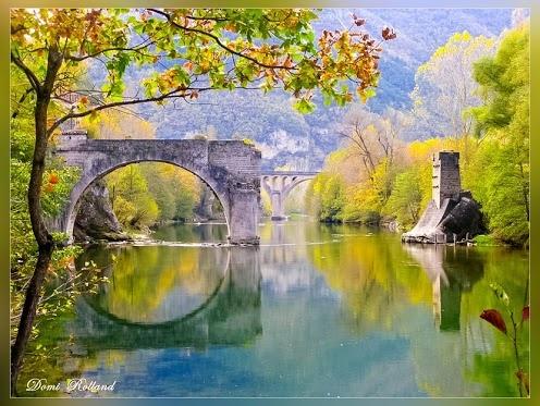 Le Rozier, Languedoc-Roussilon, France.