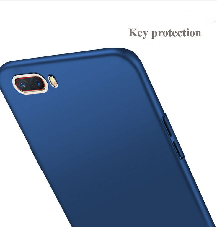 Bakeey Silky PC Hard Back Cover Case For Nubia M2 Global Rom/Nubia M2