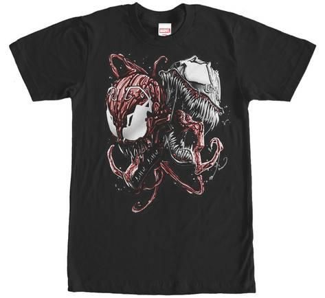 Spiderman- Carnage & Venom T-Shirt