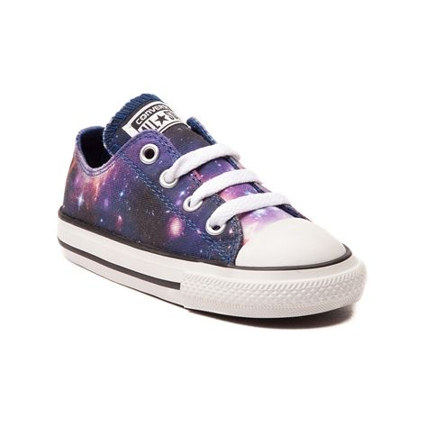 2e9c2f24abac Shop for Toddler Converse All Star Lo Cosmic Sneaker in Multi at Journeys  Kidz. Wish upon a star or two and get in on the trendy universal