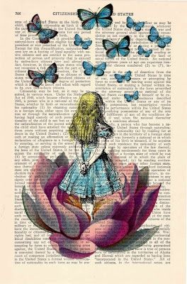 Kiss from a Rose: Alice in Wonderland