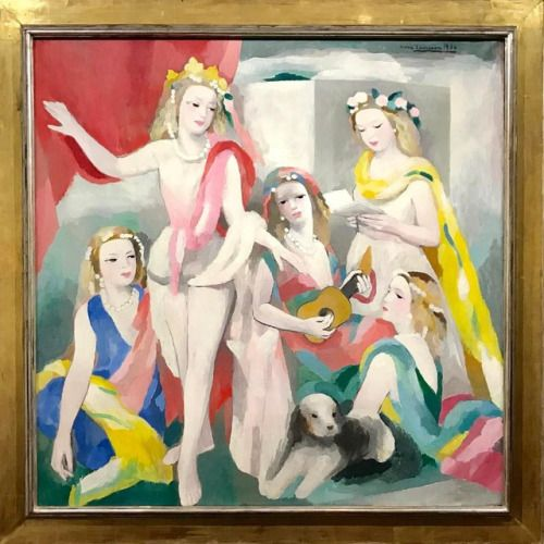 Don't miss this extraordinary exhibition which started today: Léger, Braque, Picasso, Matisse, Laurencin and many other wonders gathered by Paul Rosenberg between 1910 and 1940 #21ruelaboetie #museemaillol http://museemaillol.com/fr/21-rue-boetie (à...