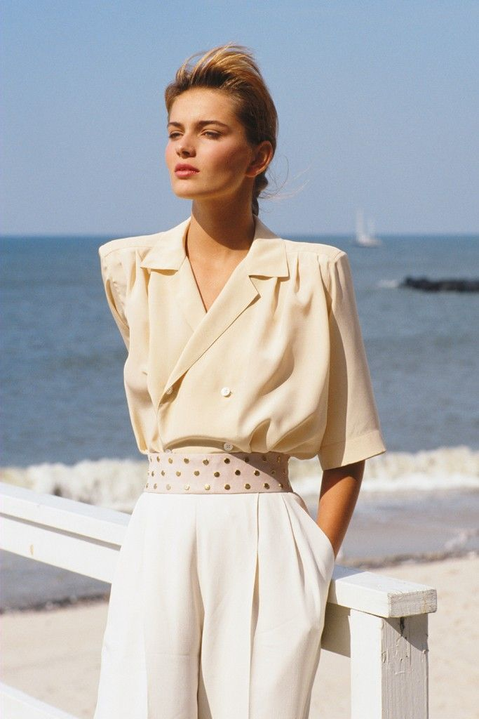 Perry Ellis Spring 1985 - Reconsidering the Perry Ellis Legacy - Slideshow - WWD.com