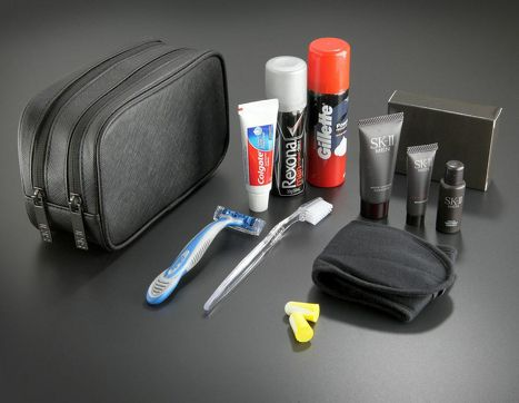 Qantas: new inflight amenity kits, meals & champagne choices - Australian…