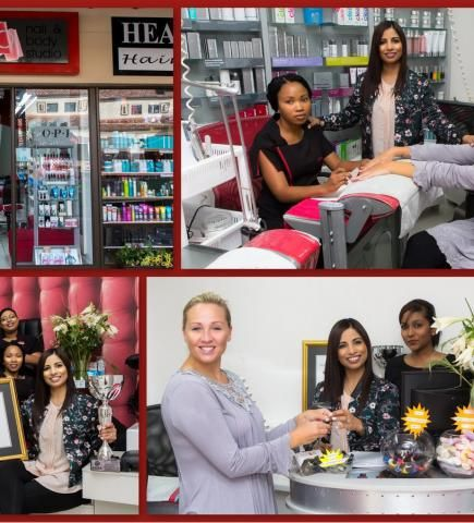 Franchise Focus: Kalai Moodley - True beauty walking tall | Imbalie Beauty