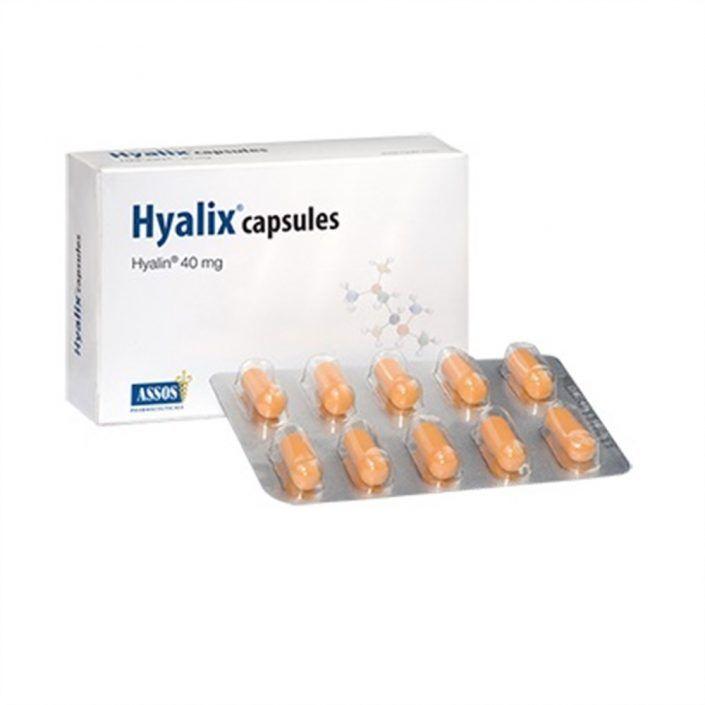 Hyalix Kapsül